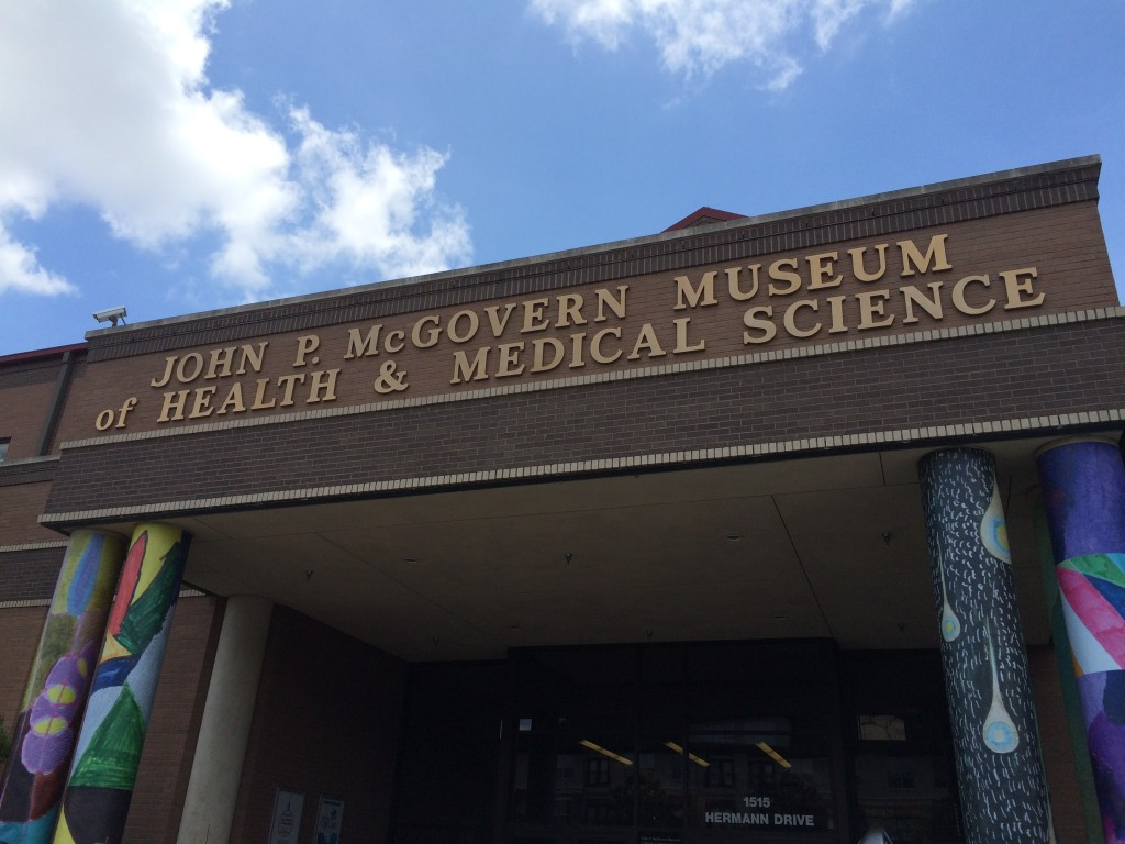The Health Museum Houston