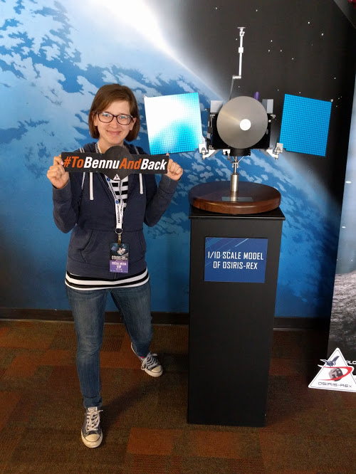 OSIRIS-REx Scale